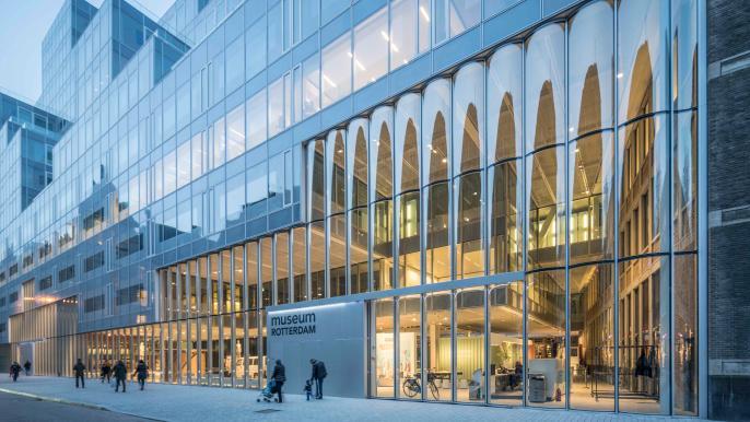 Museum Rotterdam is helaas gesloten