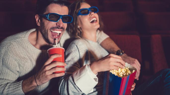 onbeperkt 25% korting op reguliere filmtickets