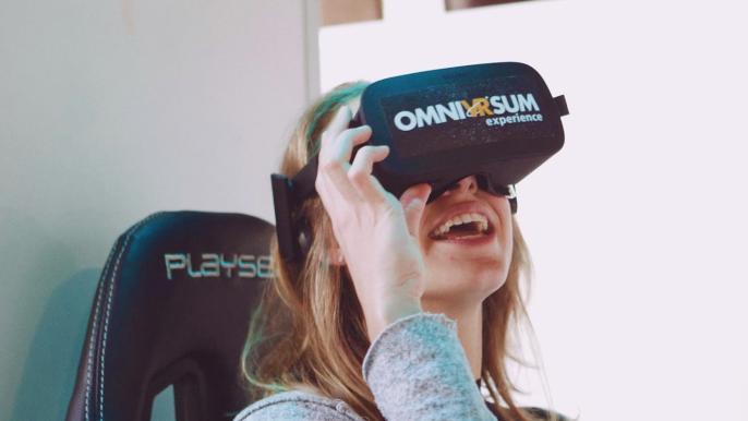 onbeperkt 25% korting op een VR-experience