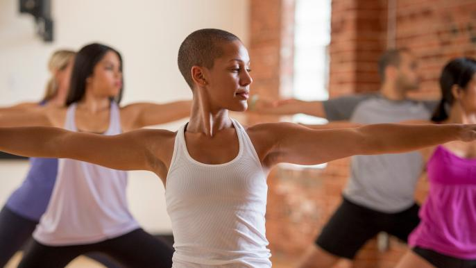 1x 25% korting op een 10-lessenkaart Hot Yoga of Hot Pilates