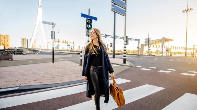1x een gratis dagwandeling door Rotterdam