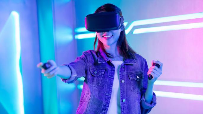 onbeperkt 25% korting op een VR Game Cube (90 min.)