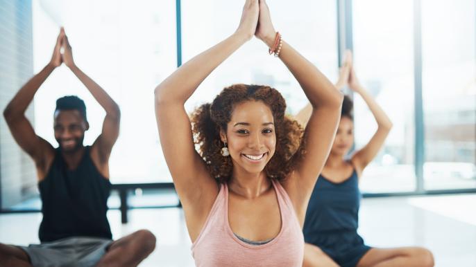 1x 50% korting op een les HIT-yoga