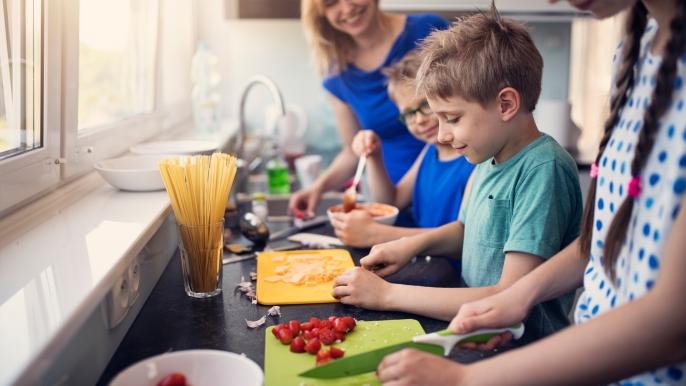 onbeperkt 25% korting op een kookles (1 uur)