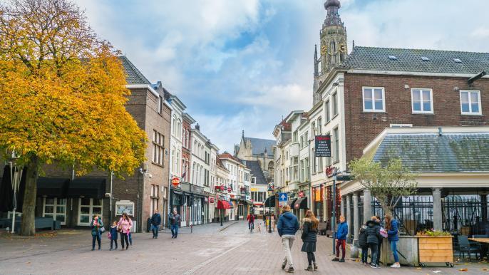 onbeperkt 50% korting op een dagtocht naar Breda