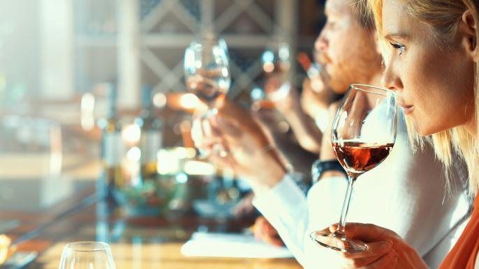 onbeperkt 25% korting op de cursus wijnvignet (SDEN-1 wijncursus)