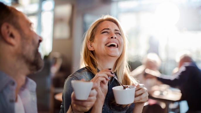 1x € 2,40 korting op koffie en thee
