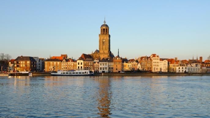 onbeperkt 50% korting op een dagtocht naar Deventer