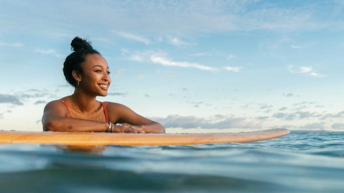 1x 50% korting op een surfdag