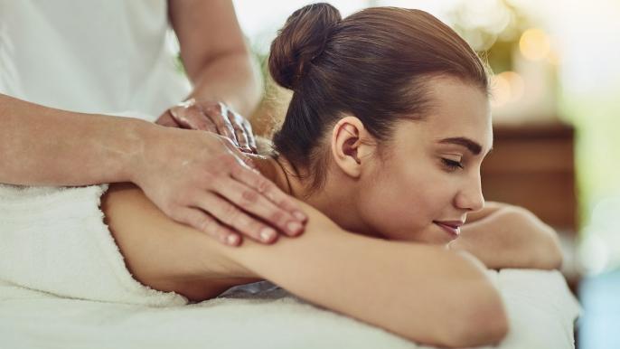 1x 25% korting op een hoofd-, schouder- en nekmassage (45 min.)