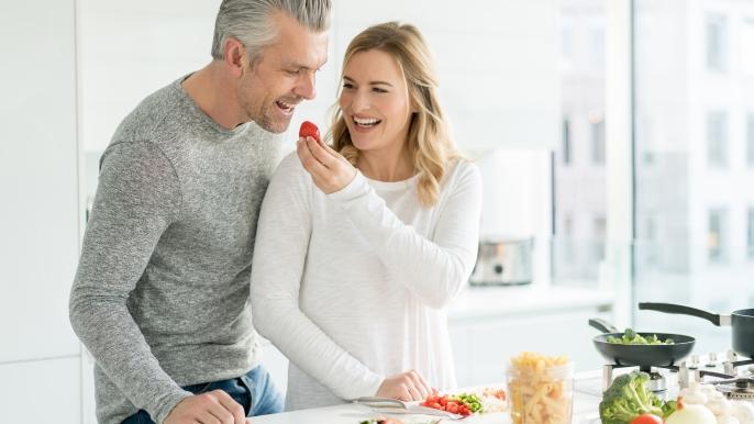 onbeperkt 50% korting op een 'Pasta Inside Love Box' (2 pers.)