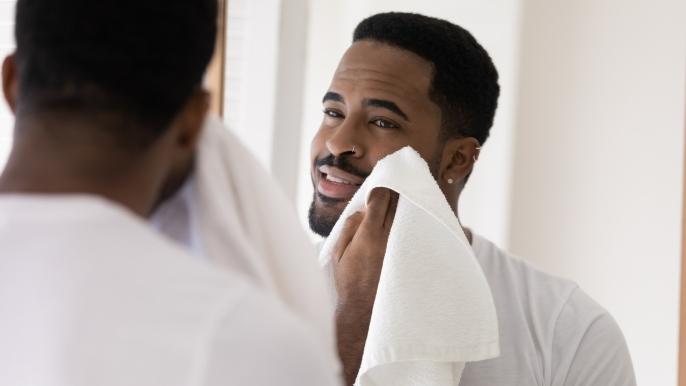 1x 25% korting op een gezichtsbehandeling voor mannen (60 min.)