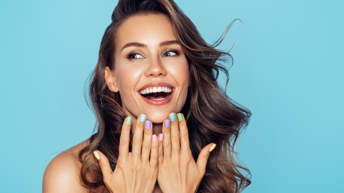 onbeperkt 50% korting op een manicure
