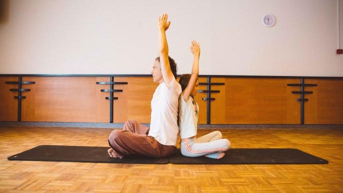 1x 50% korting op een privé yogasessie (60 min.)
