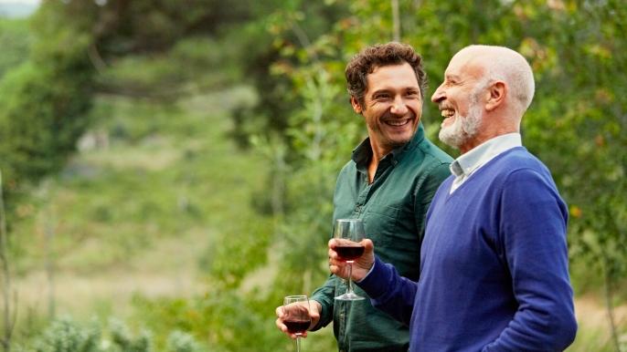 onbeperkt 50% korting op een high wine to go (2 pers.)