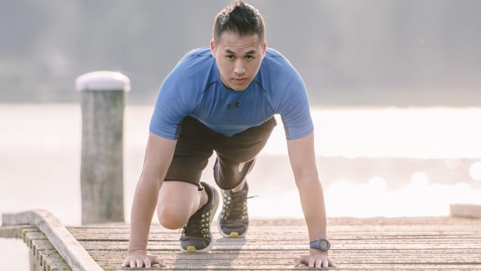 1x 50% korting op een personal training of (sport)massage