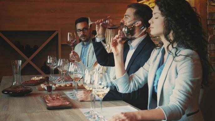 onbeperkt 25% korting op de cursus wijnvignet (SDEN-1)