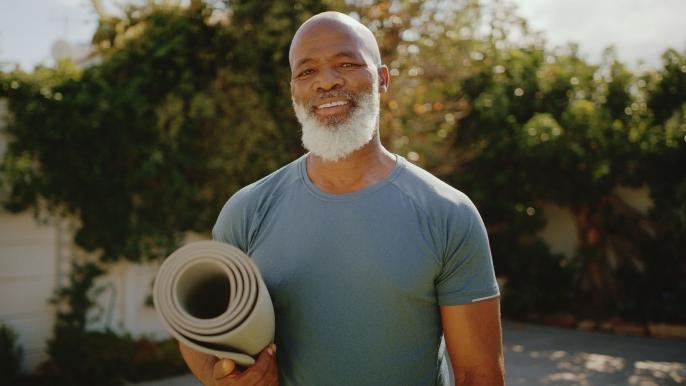 1x 50% korting op een maand buiten yoga en pilates