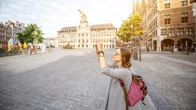 onbeperkt € 7,75 korting op een dagje Antwerpen