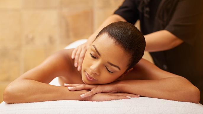 1x 25% korting op een massage